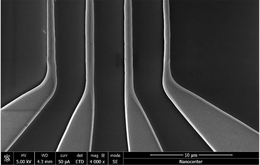 Lift-off-micropatterning